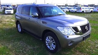 2010 Nissan Patrol Y62. Start Up, Engine, and In Depth Tour.