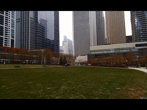 Lake Shore East Park, Chicago