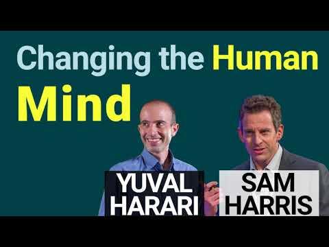 Sam Harris & Yuval Harari - Our Conscious Experience