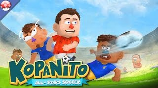 Kopanito All-Stars Soccer Gameplay PC HD [60FPS/1080p] [Early Access]
