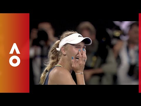 The fight to the top: Halep v Wozniacki final | Australian Open 2018