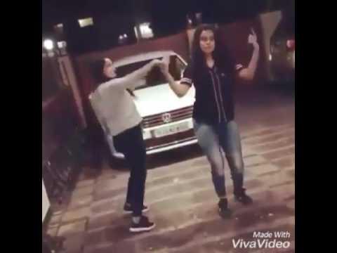 Punjabi girls dancing on amrit maan'song