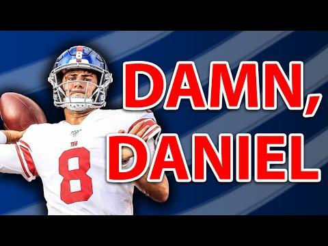 Is Daniel Jones actually a good quarterback?