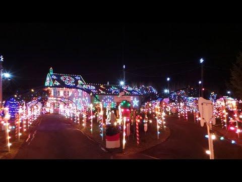 koziars christmas village by erik d lynch - Bernville Christmas Village