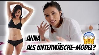 ANNA ALS UNTERWÄSCHE MODEL!   AnKat thumbnail