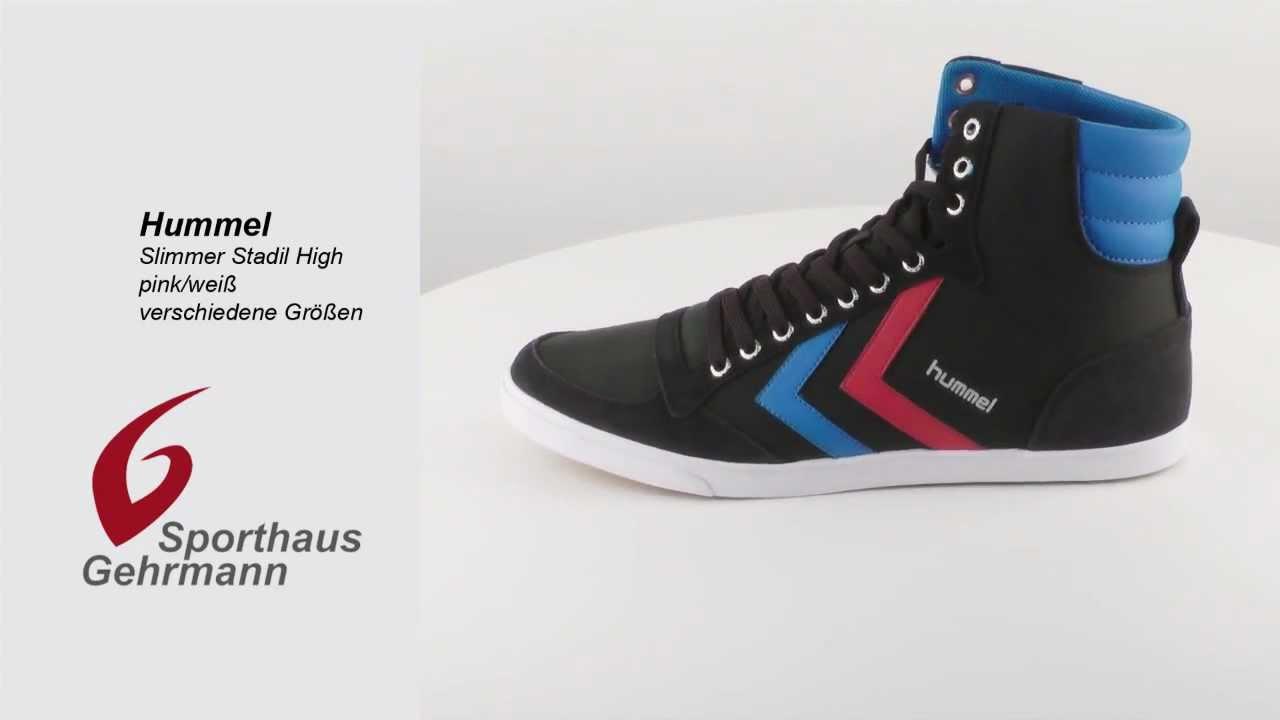 bed9f39a4973 Hummel Slimmer Stadil High Sneaker