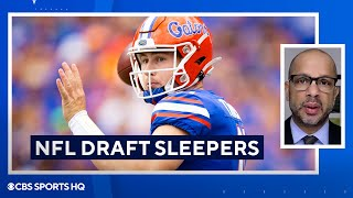 2021 NFL Draft: Best QB, WR, & OL Sleepers | CBS Sports HQ