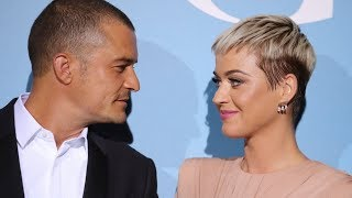 Katy Perry & Orlando Bloom's Festive Selfie Will Get You In The Holiday Spirit — PHOTO