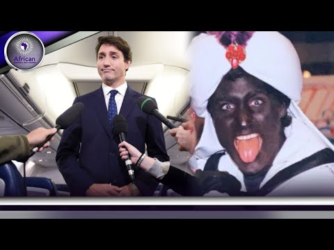 Another Blk Face Photo Of Canada's Prime Minister Surfaces