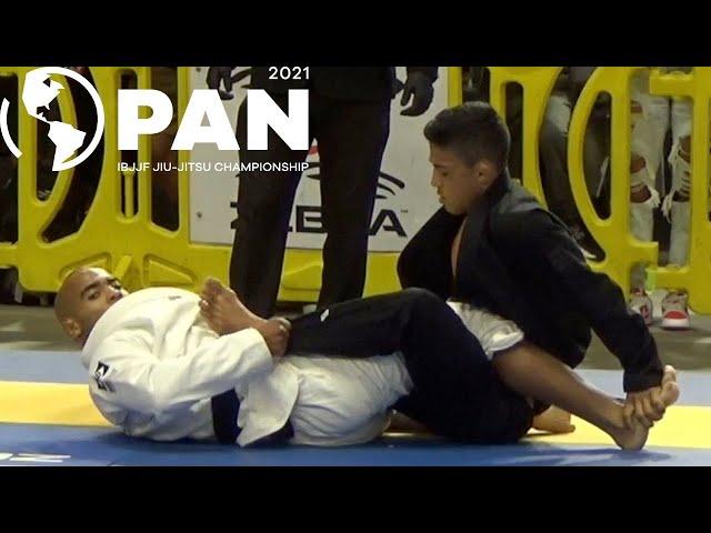 Johnatha Alves v Andy Murasaki / Pan Championship 2021