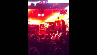 Fleetwood Mac live in Edmonton.