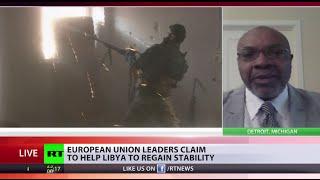 europe wants to help libya to regain stability again