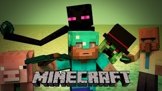 Minecraft Animation ''We Killed Herobrine''