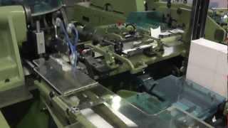Машина для упаковки сигарет(Поставим линию производства сигарет с фильтром. Производительность от 2000 в минуту. Все подробности на:..., 2012-12-19T09:12:23.000Z)