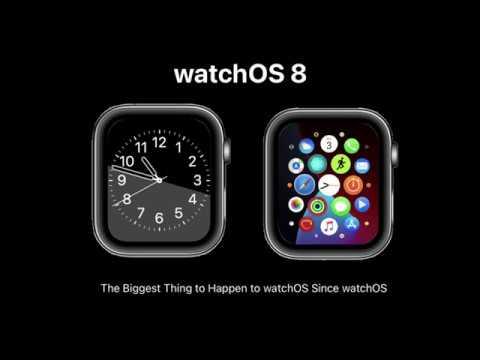 Introducing watchOS 8 - Apple - YouTube