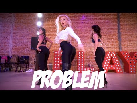 Ariana Grande - Problem - Choreography by Marissa Heart  PlaygroundLA
