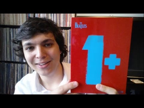 The Beatles 1+ BluRay Unboxing