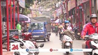 Những chiếc cột đồng phục tại Đình Thôn, Hà Nội | VTV24