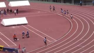 全日本実業団陸上2016 男子800m予選3組 田中智則1:51.67 Tomonori TANAKA1st マロンアジィズ航太1:51.92 大西毅彦1:52.75