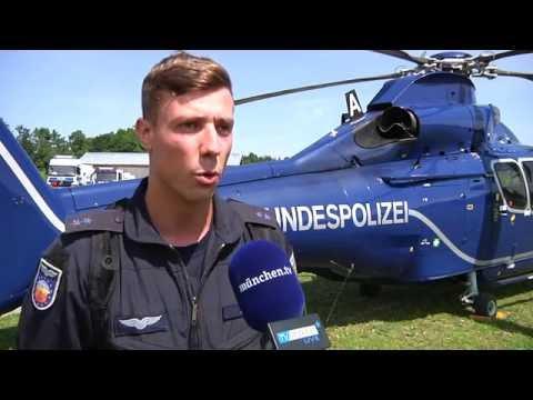 Polizei in Bayern: Auf dem Wasser und in der Luft - 110 - Das Polizeimagazin