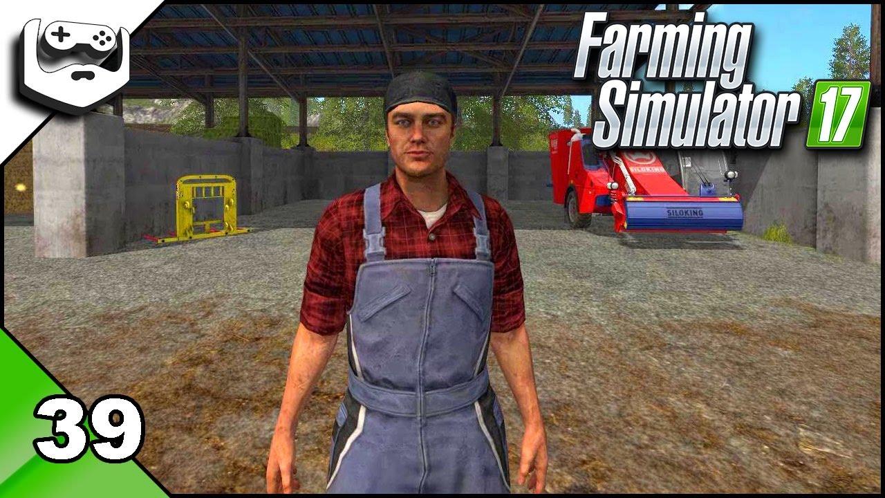 Farming Simulator 17 gameplay in romana episodul 39 | oaspete special!
