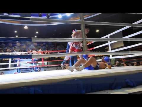 Thailand: Chiang Mai Boxing Stadium