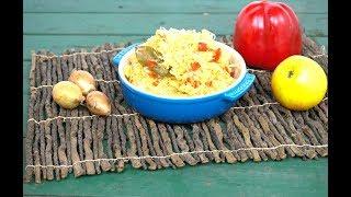 Deftiges Paprika-Sauerkraut