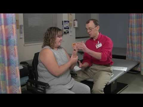 Arm Care - Improving The Use Of A Weak Arm