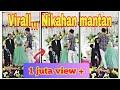 Hadiri Pernikahan Mantan, Tepuk Jidat Si Mantan,,,Gokil Banget