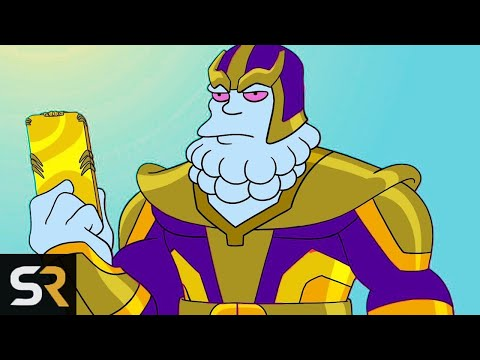 10 Superhero References In The Simpsons Every Marvel Fan Will Love