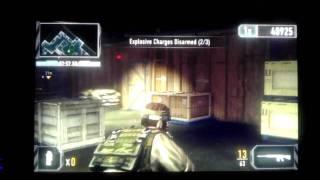 Playstation vita unit 13 Demo