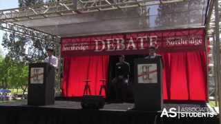 Associated Students Elections Debate