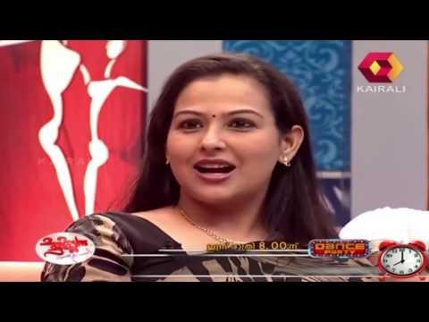 Manassiloru Mazhavillu Deepak Dev Smitha | Full Episode