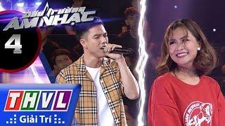 THVL | Đấu trường âm nhạc - Tập 4[5]: Chạm Đáy Nỗi Đau - Minh Châu, Hà Nhi