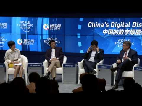 China 2015 - China's Digital Disruptors