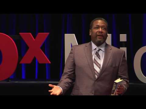 A storm, a play, and the city that would not be broken | Wendell Pierce | TEDxMidAtlantic