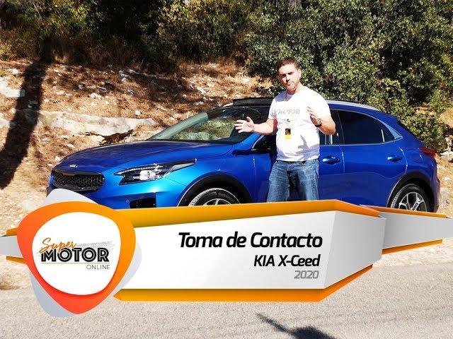 Presentación del nuevo KIA X-Ceed / Toma de Contacto / Review / Al volante / Supermotoronline.com