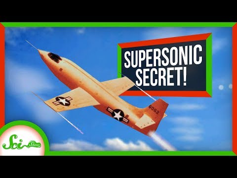 A Surprisingly Simple Secret to Supersonic Flight