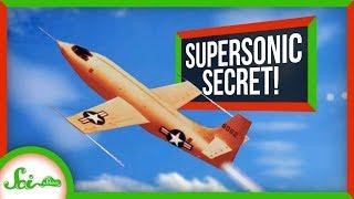A Surprisingly Simple Secret to Supersonic Flight