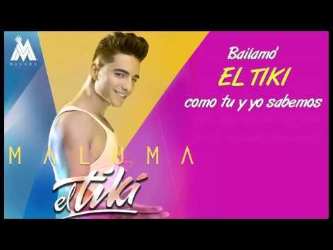 Maluma - El Tiki (Lyric Video) (Explicit)