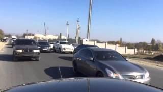 БМВ BMW drift на свадьбе в Ингушетии
