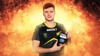 CS:GO - Best of s1mple from BLAST Pro Series Copenhagen 2018 (MVP)