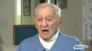 Jewish American World War II Vet James Eisenstock Reflects on His Service