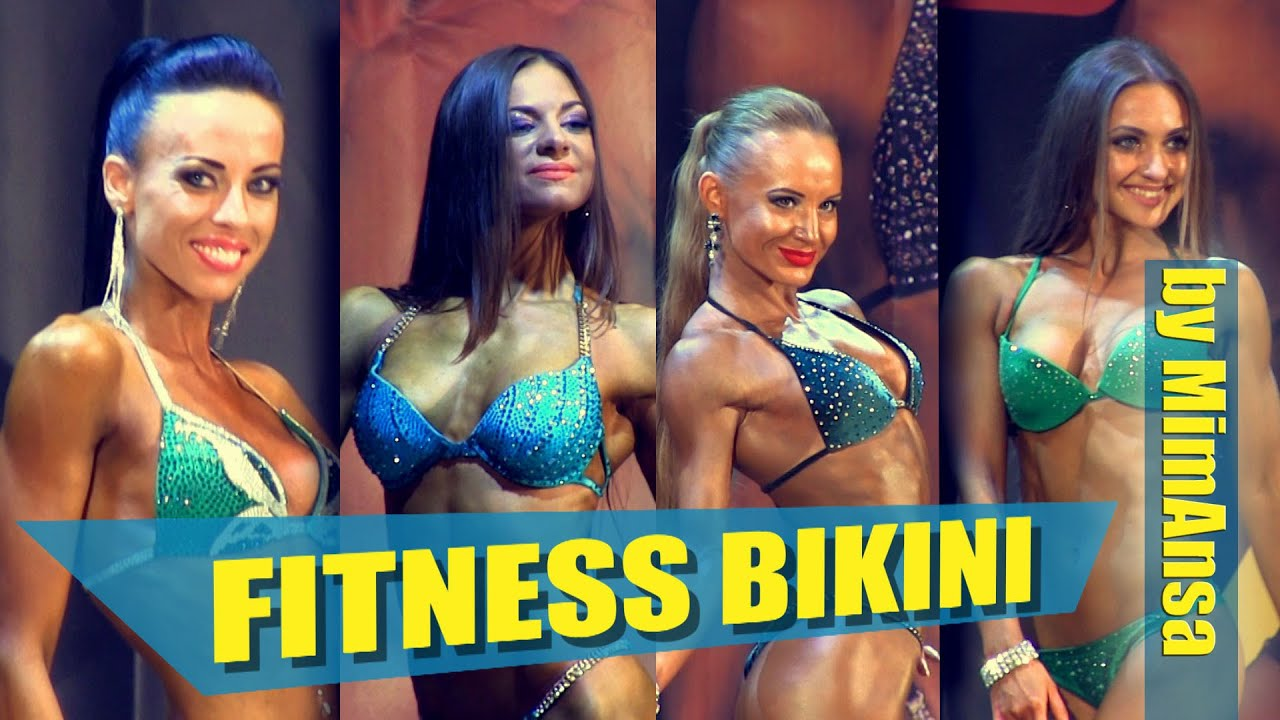 Блоги моделей фитнес бикини