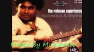 A.R Rahman- swasame swasame [flute instrumental]