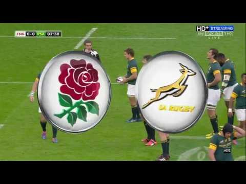 England vs South Africa 2016