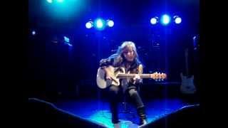 Yngwie Flamenco Diablo HOTLINE2012 桜花10歳 ギター少女