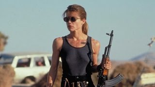 Top 10 Kickass Female Movie Characters Who Weren