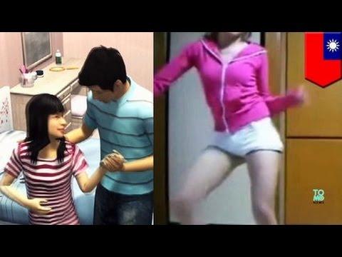 ครูสอนเต้นรำสุดหื่น สอนเต้นเข้าไปในห้องนอนเฉยเลย