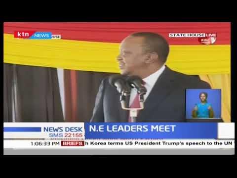 President Uhuru Kenyatta: It's nothing short of a coup